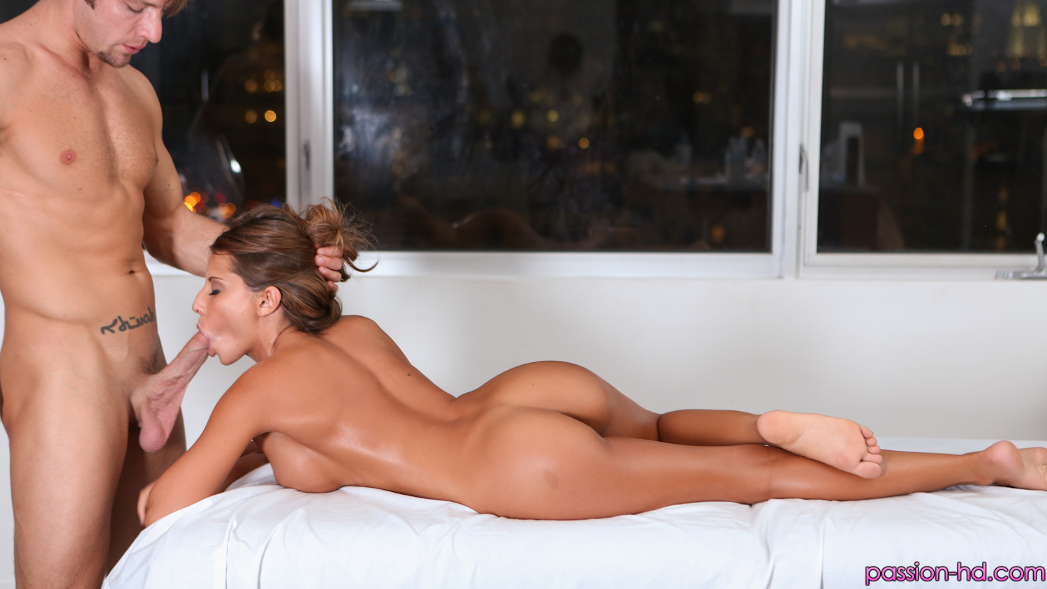 August Ames Madison Ivy