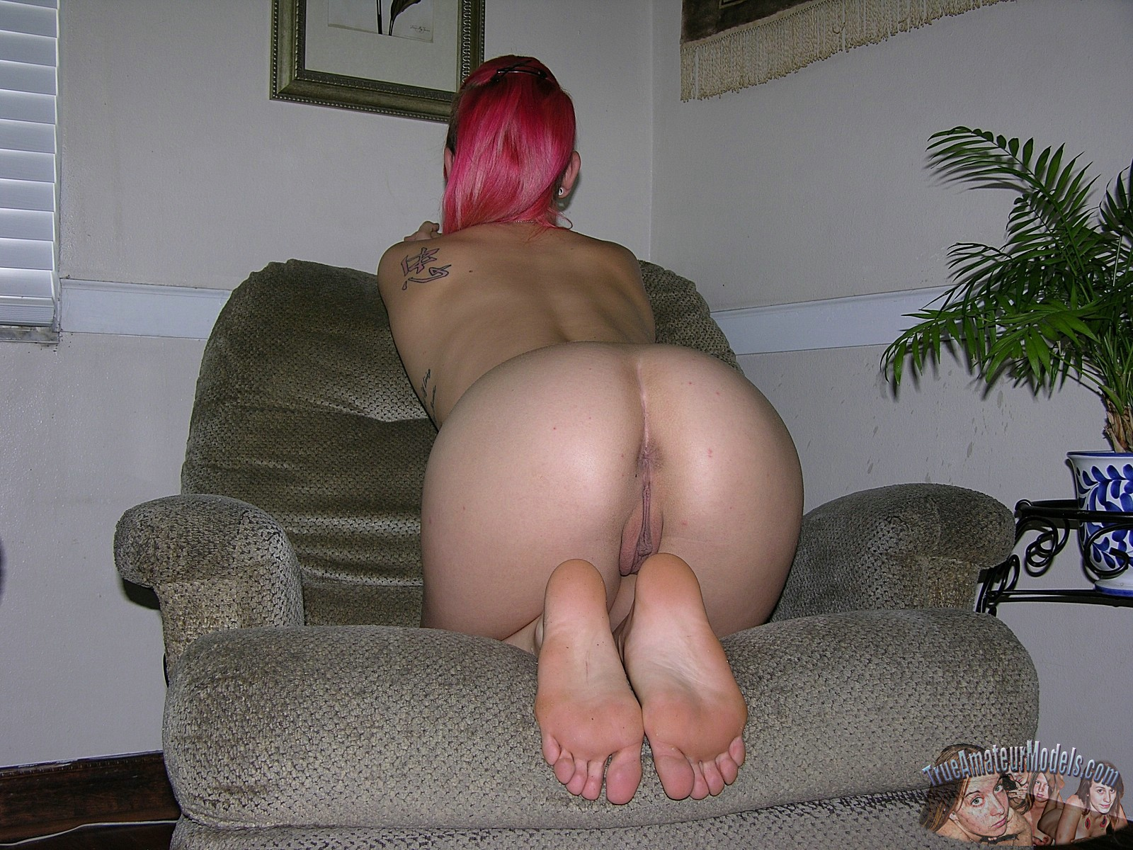 Chubby Teen Fingers Ass