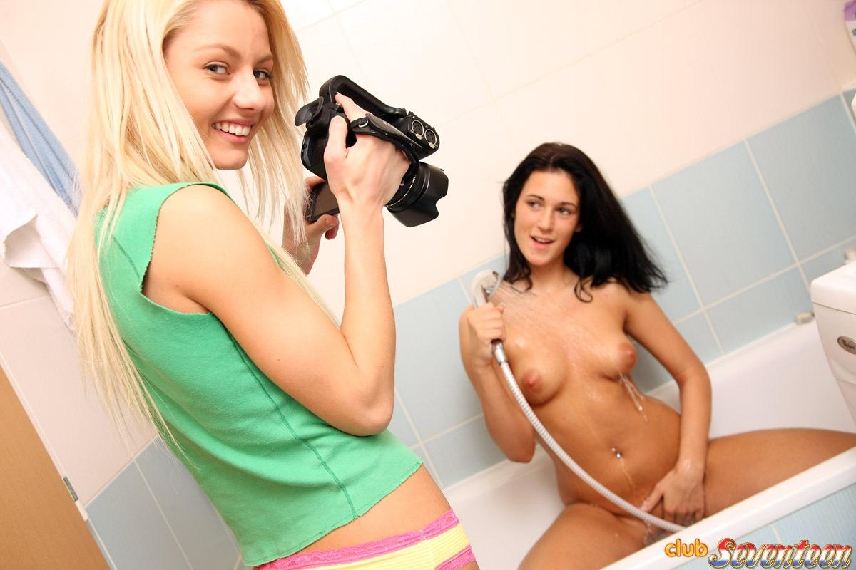 Girl Losing Her Virginity