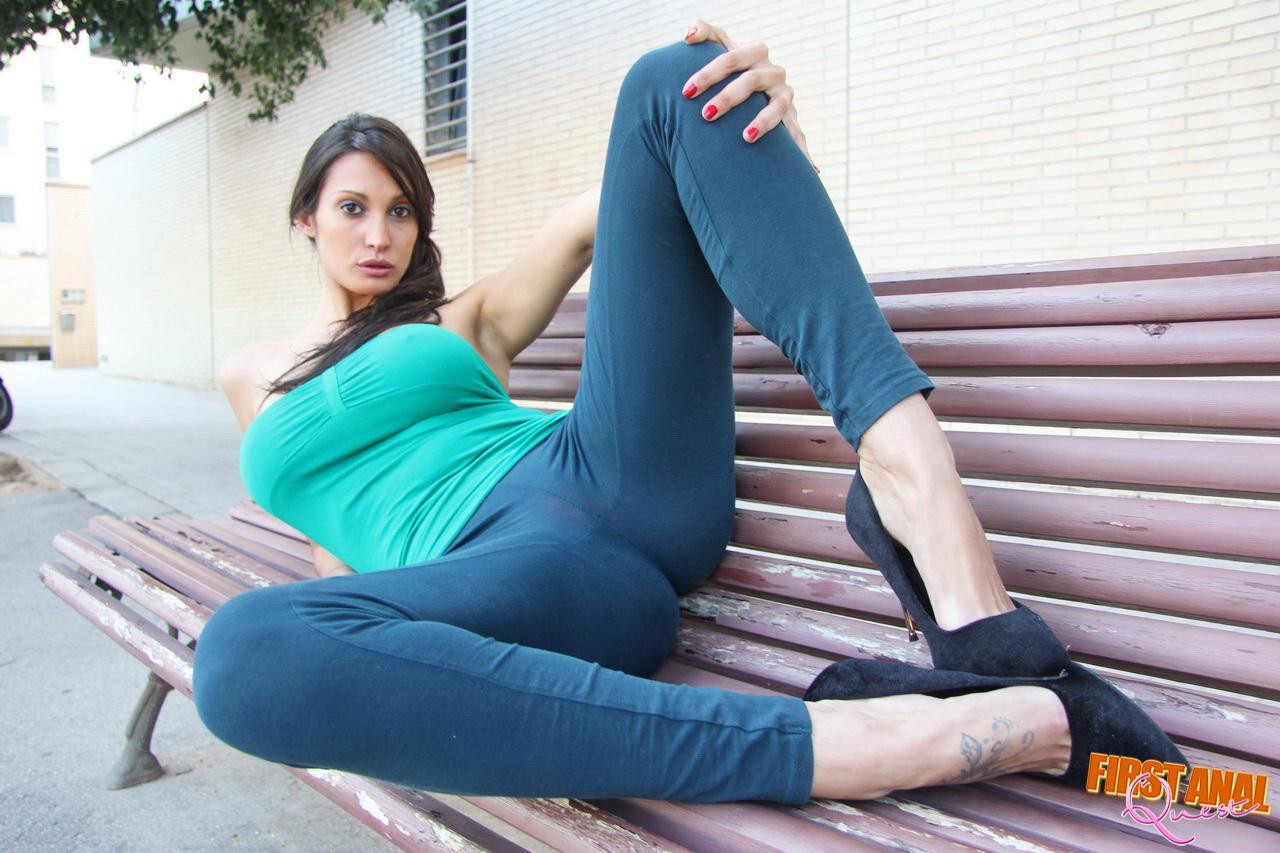 Her tite latina first anal boobs nice ass